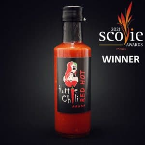 Hottie Chili Red Hot szósz 100 ml