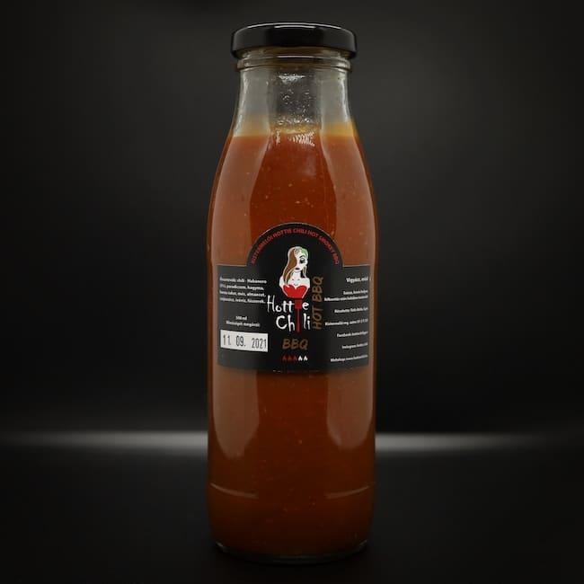 Hottie Chili Hot Smokey BBQ 500 ml
