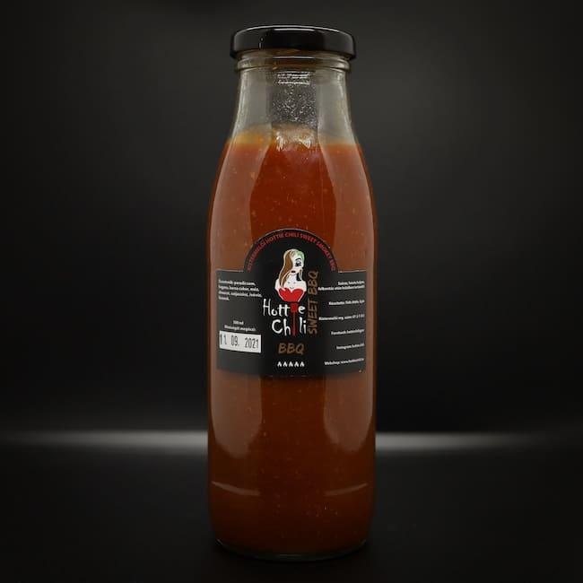 Hottie Chili Sweet Smokey BBQ 500 ml