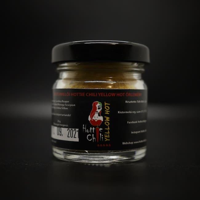Hottie Chili Yellow Hot őrlemény 20 g