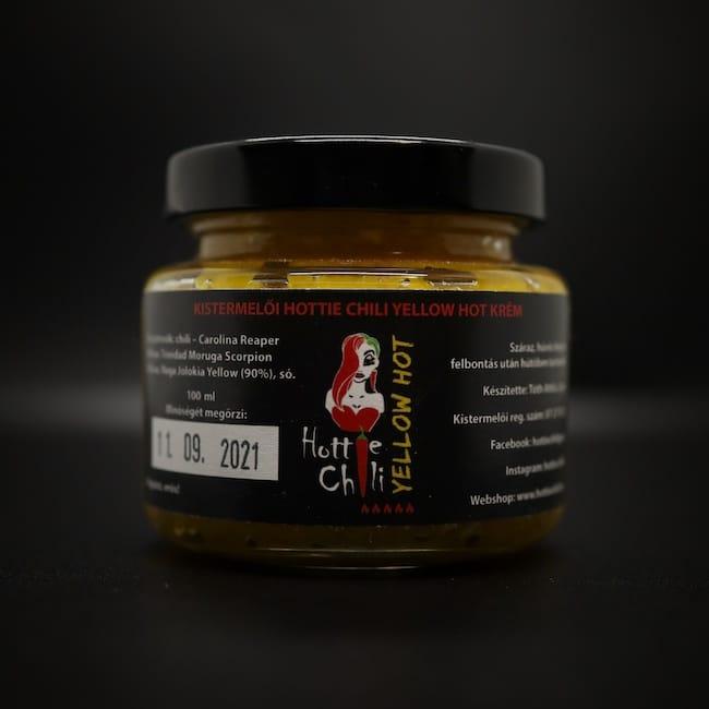 Hottie Chili Yellow Hot krém 100 ml
