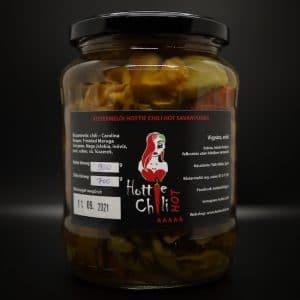 Hottie Chili Hot savanyúság 720 ml