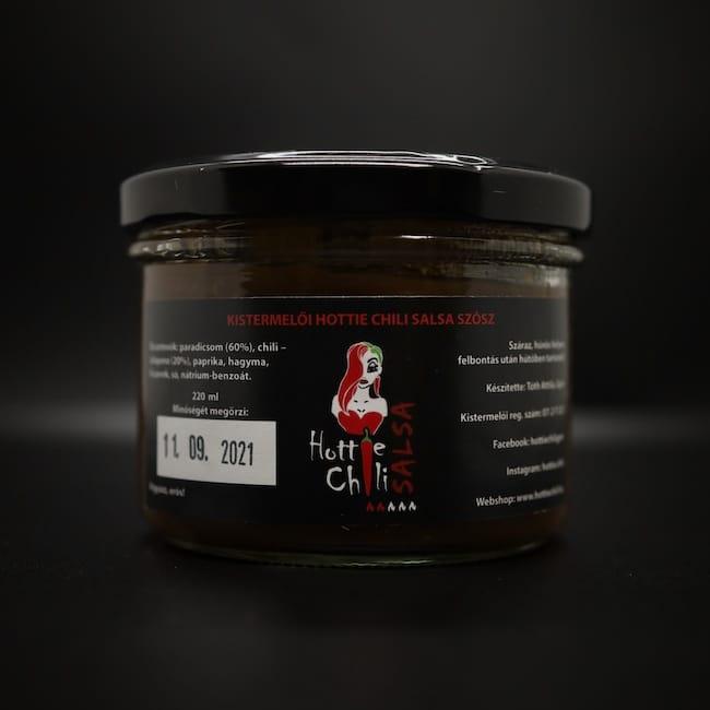 Hottie Chili Salsa szósz 220 ml