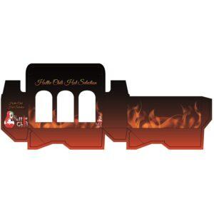 Hottie Chili Hot Selection 3*40 ml